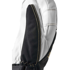 Hestra Army Leather GORE-TEX Gants, black